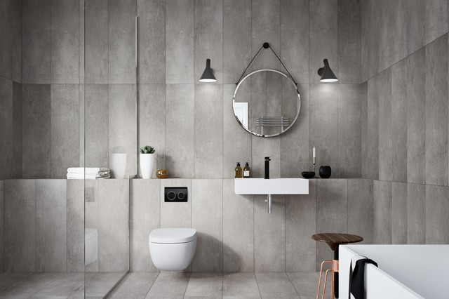 What's trending this month ? Geberit Toilets with concealed cisterns